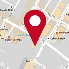 cebu exchange location map